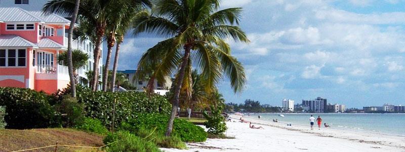 Lovers Lane Fort Myers Beach
